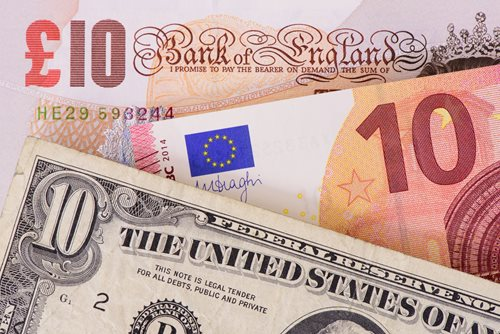 Data dripping through but quieter week for currency markets leaves Sterling and Euro vulnerable