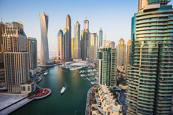 Why Dubai is one of the world's top cities