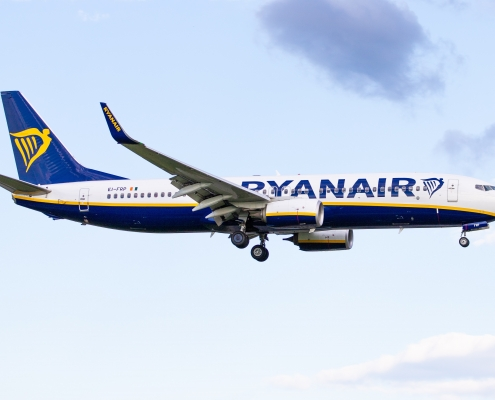 Ryanair announces new flight routes