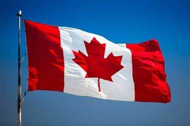 Canadian flag symbolising Canadian economy in Quarter 2