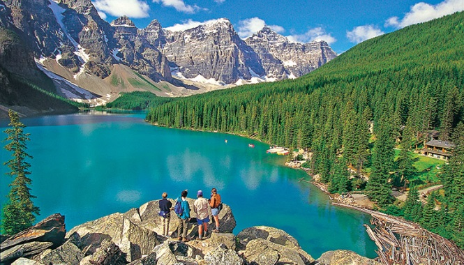 canadian rockies, another place to visit in Canada