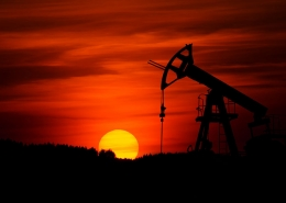 US oil prices fall to below $0 a barrel for the first time ever and commodities are affected