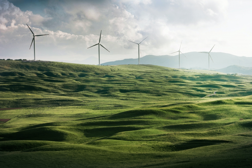 UK to be leader in Green Energy