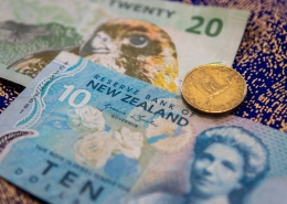 New Zealand dollar currency (2)