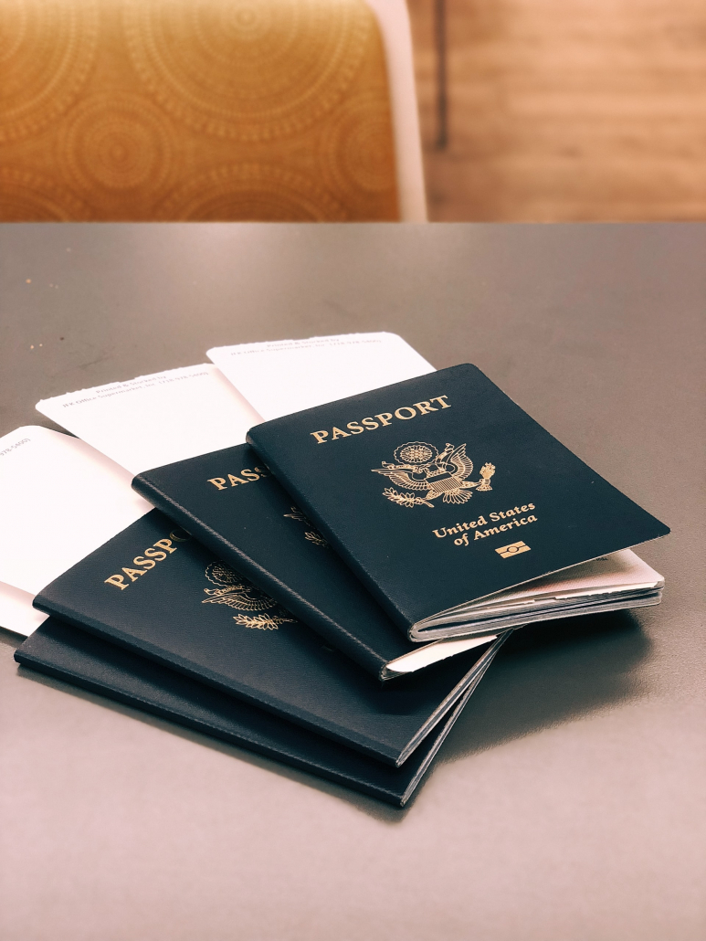 USA Passport & Visa