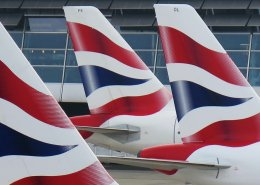 British Airways owner, IAG, revenues slump