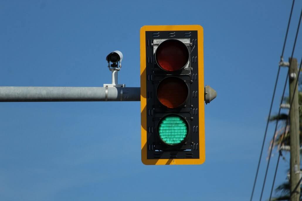 New traffic light system for travel
