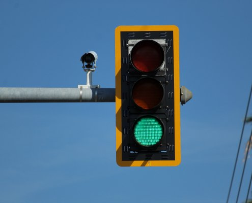 New traffic light system for travel