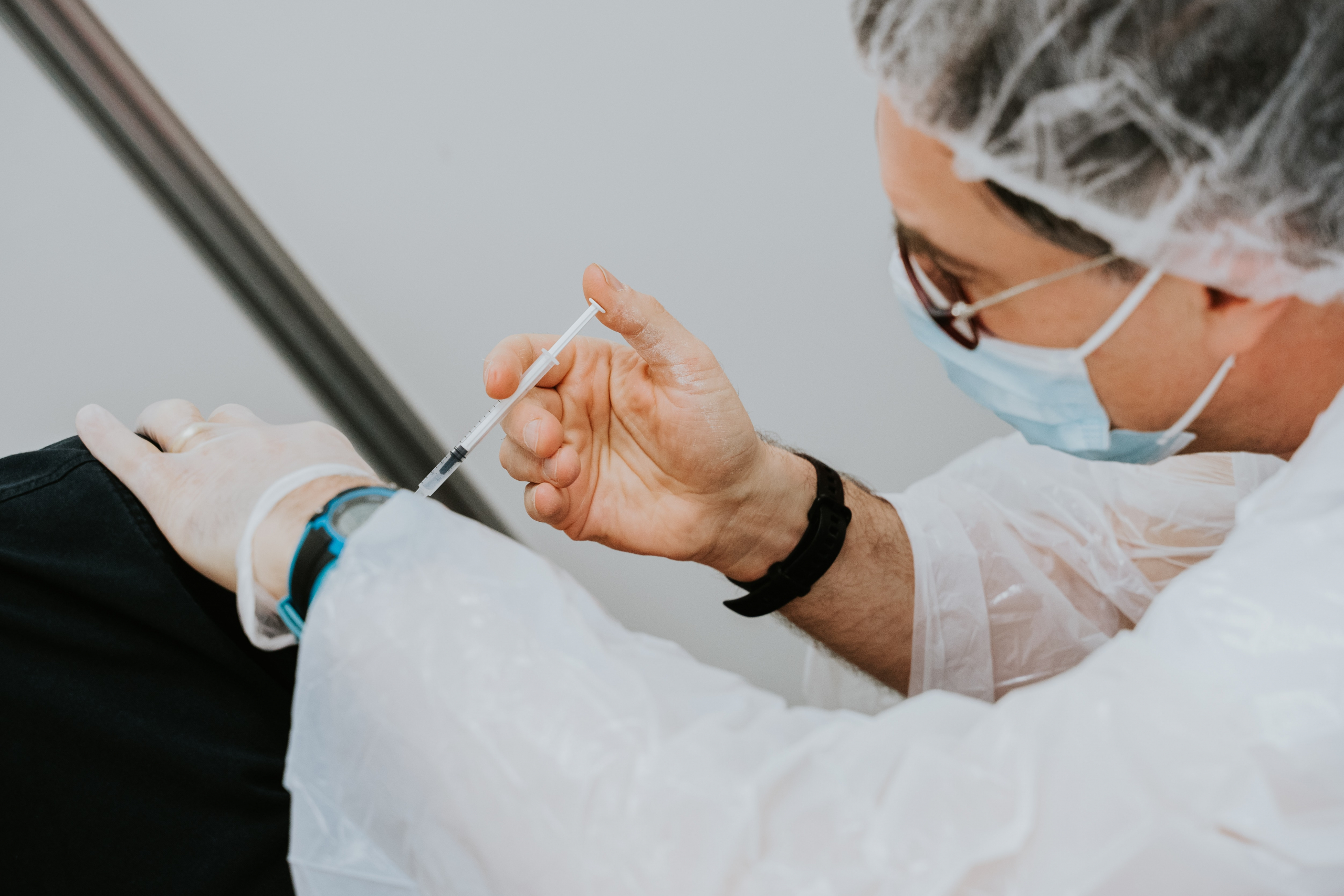 UK vaccine rollout is full steam ahead