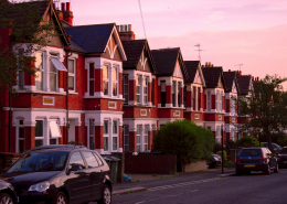 London records weakest house price growth